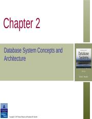 Ch02_Database System Concepts and Architecture .ppt
