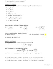 3.3 - Properties of Logarithms.pdf