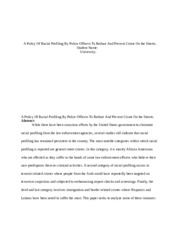 Research Proposal on Depression - RESEARCH PROPOSAL ON DEPRESSION ...