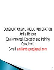 Consultation and Public Participation in EIA (2)[2]