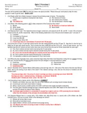 SP15_Econ1015_IC Quiz2_Lecture 2_Version 1_Solution