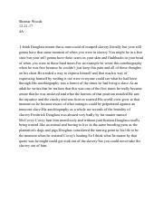 Shemar Woods - American Literature Final Exam Essay.pdf