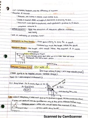 Econ 201 Chapter 7 Notes