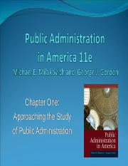 PublicAdminChapter1PowerPoint