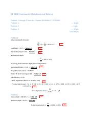CE 2810 Homework 4 Solutions and Rubrics.pdf