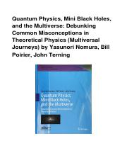 Quantum-Physics-Mini-Black-Holes-And-The-Multiverse-Debunking-Common-Misconceptions-In-Theoretica.pd