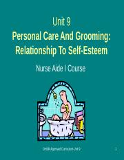 unit 9-personal care and grooming.ppt