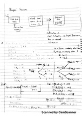 351 bayes theorem notes