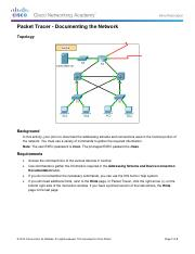 1.1.2.9 Packet Tracer - Documenting the Network Instructions.pdf