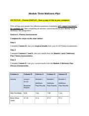 module_three_wellness_plan (1) fitness.doc