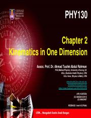 PHY 130 - Chapter 2 -Kinematics in One Dimension.pdf