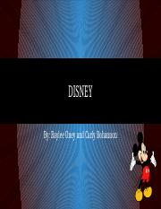 cb disney [Recovered]