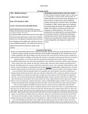 Comparative Essay Thesis Statement  Pages Madame Bovary Study Guide Science Fiction Essay Topics also Bullying Essay Thesis Madame Bovary  Madame Bovary By Gustave Flaubert Setting Madame  Writing A Proposal Essay