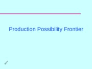production possibility frontier_Presentation