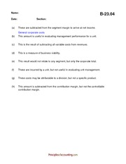 B-23.04 Worksheet