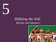 CH5 Defining the Self