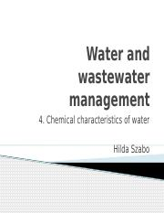 2.-Chracteristics of water-Chemical 1 (2)