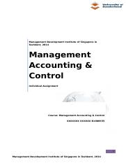 Management Accounting and Control.docx