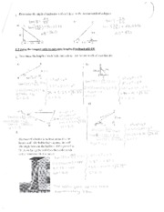 Math 10C Trignonometry Assignment Pg.3