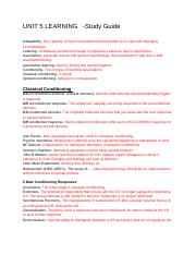 KAITLYNN BURGNER - [Template] UNIT 5 psych LEARNING   -Study Guide.docx