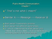 Chapter1++Introduction+to+PublicHealthCommunication