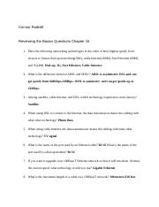 Reviewing the Basics Questions Chapter 15.docx