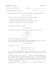 MATH.141.TEST.3.SOLUTIONS