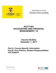 acct1501 exam Acct1501 practice exam questions & solutions question 1 (10 marks) 2015s2 accounts receivable rupert ltd maintains subsidiary ledgers for debtors and creditors at 31 may 2014, the debtors control account has a debit balance of $50,120 and the creditors control account has a credit balance of $30,670.