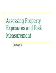 3 Assessing Prop_ Risk Meas_F17 Student.ppt
