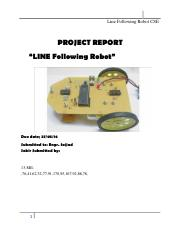 control project line following robot.pdf