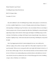 Forbidding Wrong Essay.docx