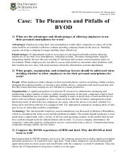 Interactive Session - The Pleasures and Pitfalls of BYOD - Model Answers.pdf