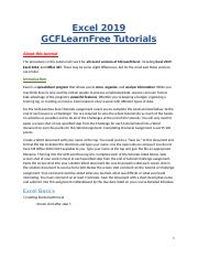Excel 2019 GCF Assignment 19.docx