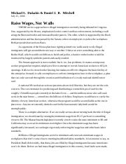 Raise Wages, Not Walls - NYTimes.pdf