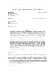 Security Analysis of Online Centroid Anomaly Detection.pdf