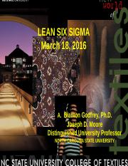 March 18 Lean Six Sigma.pptx