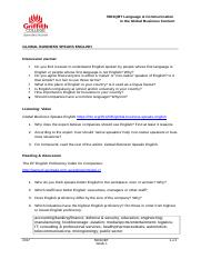 5901 Wk 1 Tutorial Activities.docx