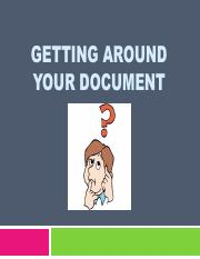 Getting Around Your Document.pdf