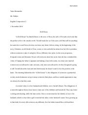 doll house essay.docx