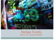 Hedge Funds (2)