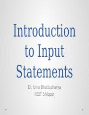Introduction to Input Statements.pptx