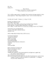 SOC302Spring2012Test1Review-1