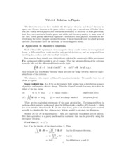 Maxwell's equations review