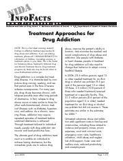SUBSTANCE ABUSE TREATMENT MODELS