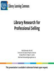 UPDATED - MARK1002-ProfessionalSelling Fall 2016 MR ppt.pdf