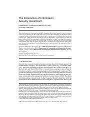 Economics of Information Security Investment.pdf