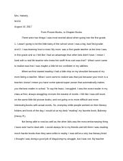 literacy reflection essay.docx