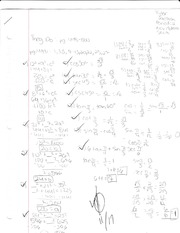 Pre Calculus Homework Page  498-500