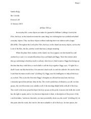 Lord of the Flies Essay *ROUGH.docx