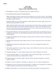 PSYC_1010_Ch_8_Study_Guide.doc